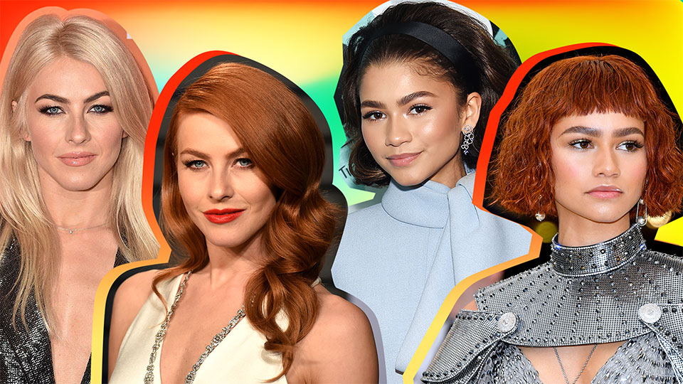 The Best Celebrity Hair Makeovers of 2018