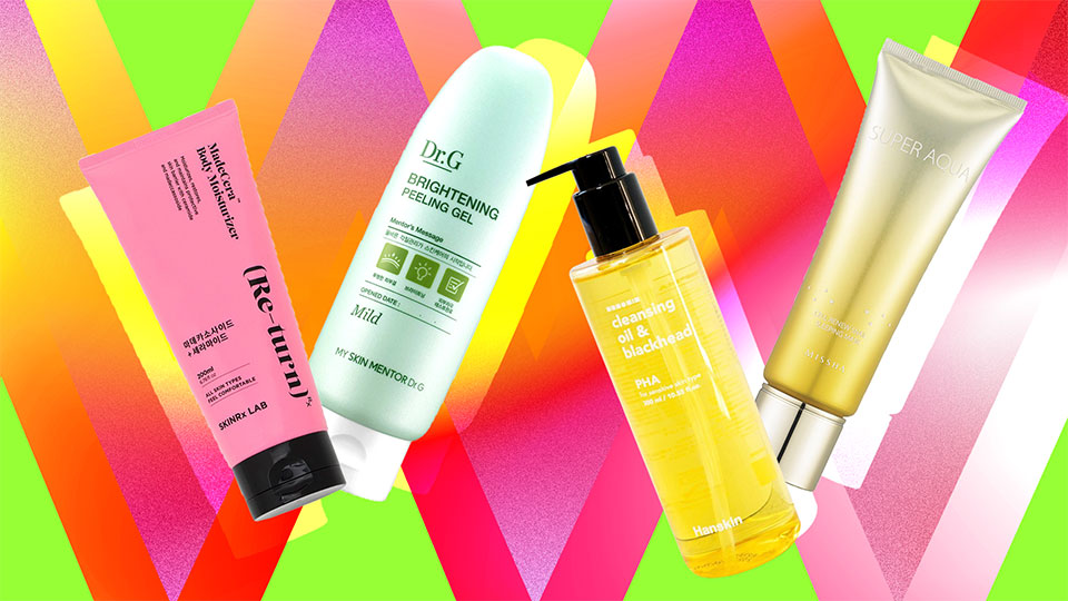 23 of the Top Ingredients in Your Favorite K-Beauty Products
