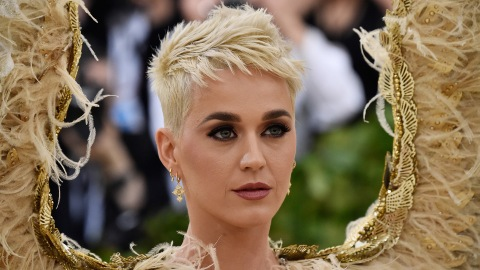 We Haven't Seen Katy Perry's Hair Like This in a Long Time | StyleCaster