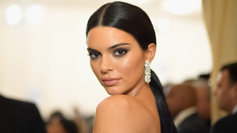 Kendall Jenner Pushed a Security Guard at the Met Gala | StyleCaster