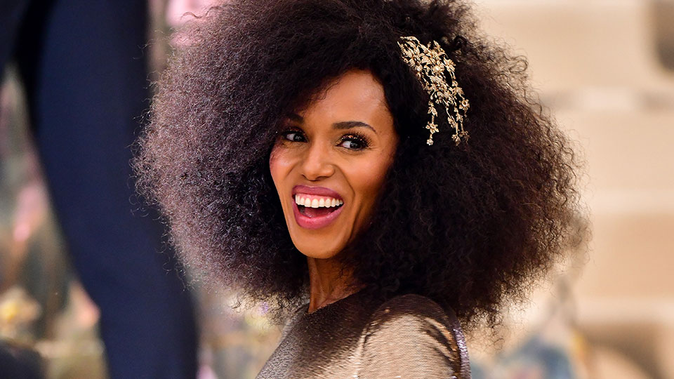 The Affordable Supplement Kerry Washington Uses to Keep Her Eczema in Check