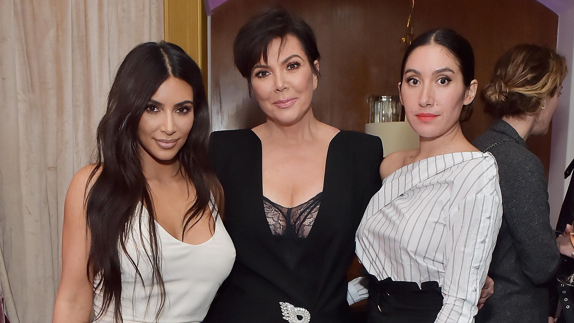 Kim Kardashian, Jen Atkin