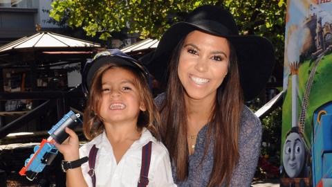 Kourtney Kardashian Mommy-Shamed for Mason Disick's 'Unibrow' | StyleCaster