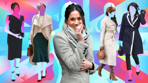 Under-the-Radar Fashion Brands Meghan Markle Has Elevated   StyleCaster