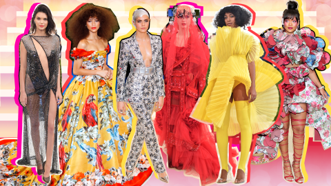 43 Celebrity Met Gala Looks That Went Down in Fashion History | StyleCaster