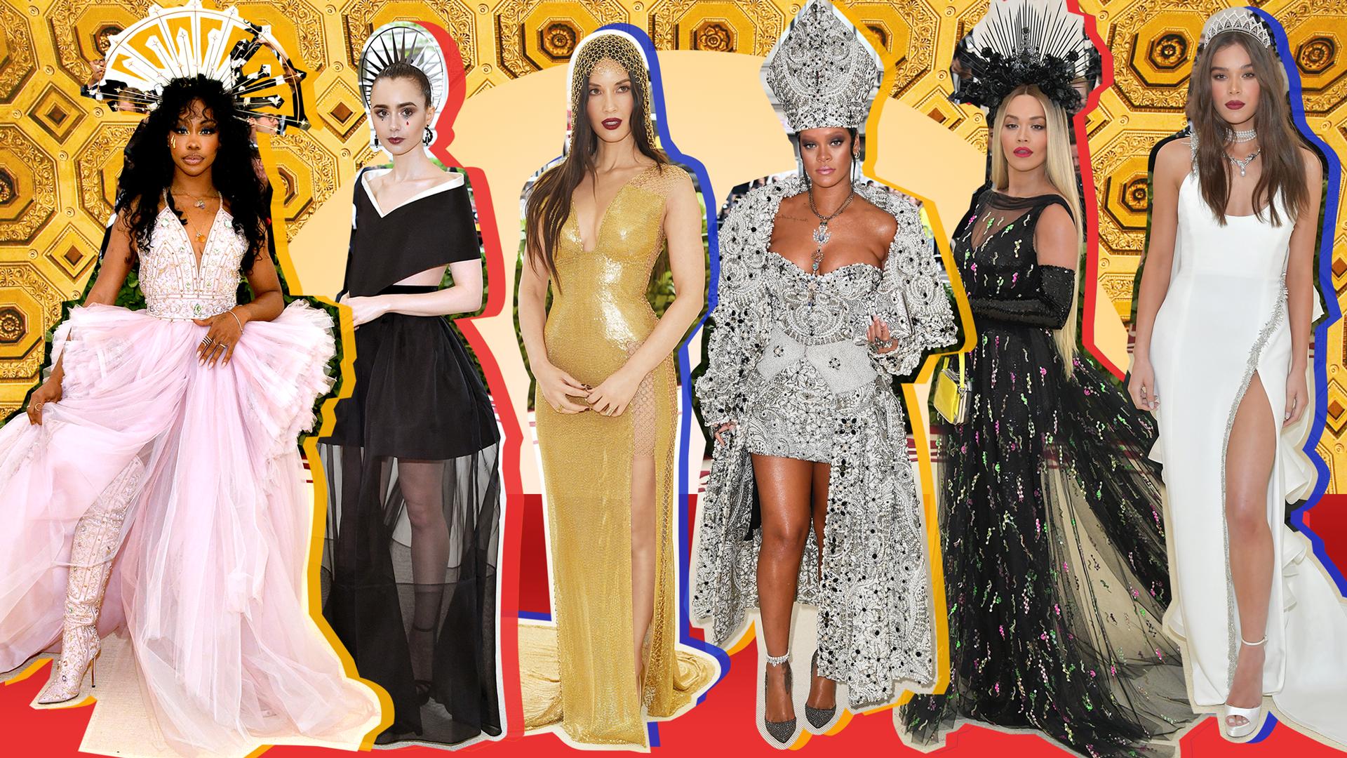 2018 Met Gala Fashion