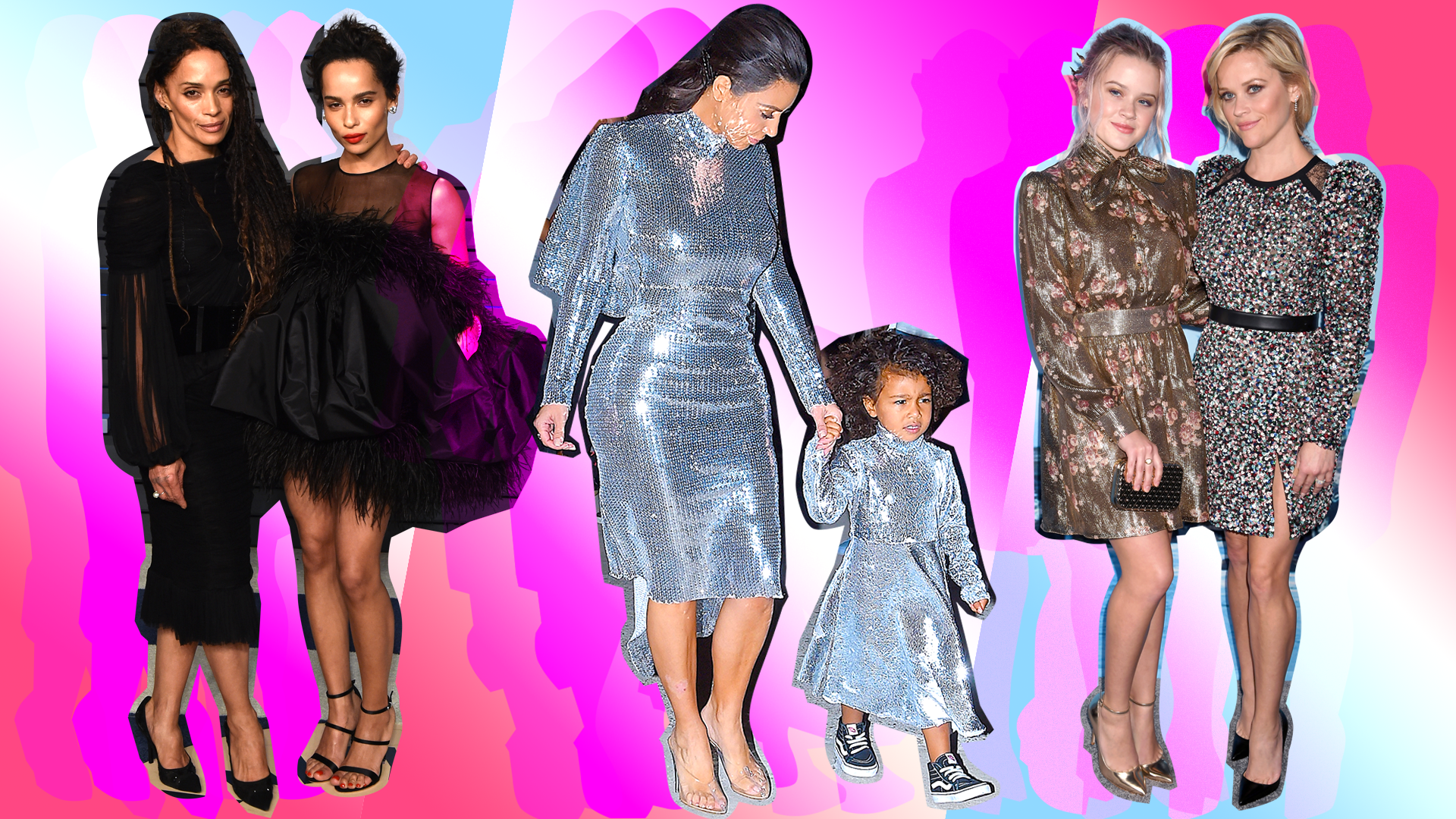 15 Times Celebrity Moms and Daughters Have Slayed in Matching Outfits