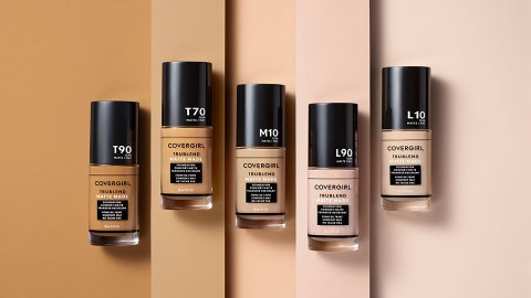 CoverGirl Just Launched a 40-Shade Foundation Range | StyleCaster