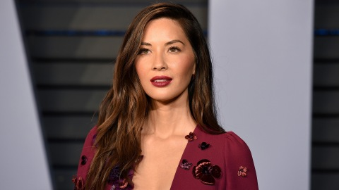 Olivia Munn Trolled Her Wardrobe Malfunction in a Sheer Dress | StyleCaster