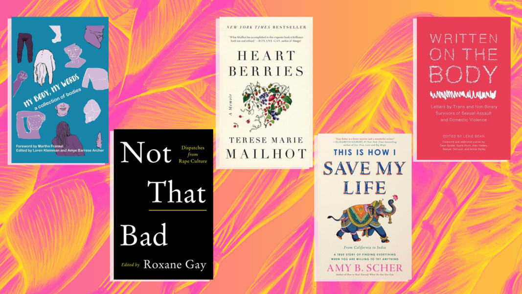 10 New Books to Change the Way We Look at Our Bodies