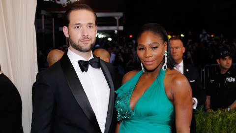 Serena Williams Gets Real About Being in an Interracial Relationship   StyleCaster