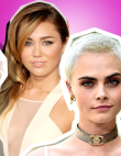What Celebrities Look Like With and Without Hair
