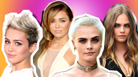 What Celebrities Look Like With and Without Hair | StyleCaster