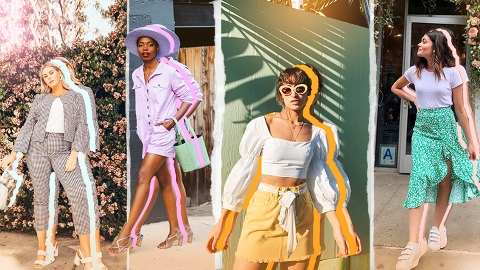 Enough Summer Outfit Ideas to Last You an Entire Season   StyleCaster