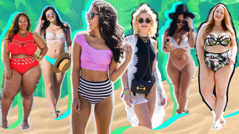 Your One-Stop Swimsuit Shopping Guide for Every Body Type | StyleCaster