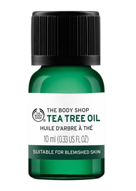 the body shop tea tree oil1 9 No Nonsense Beauty Products Celebs Always Have While Traveling