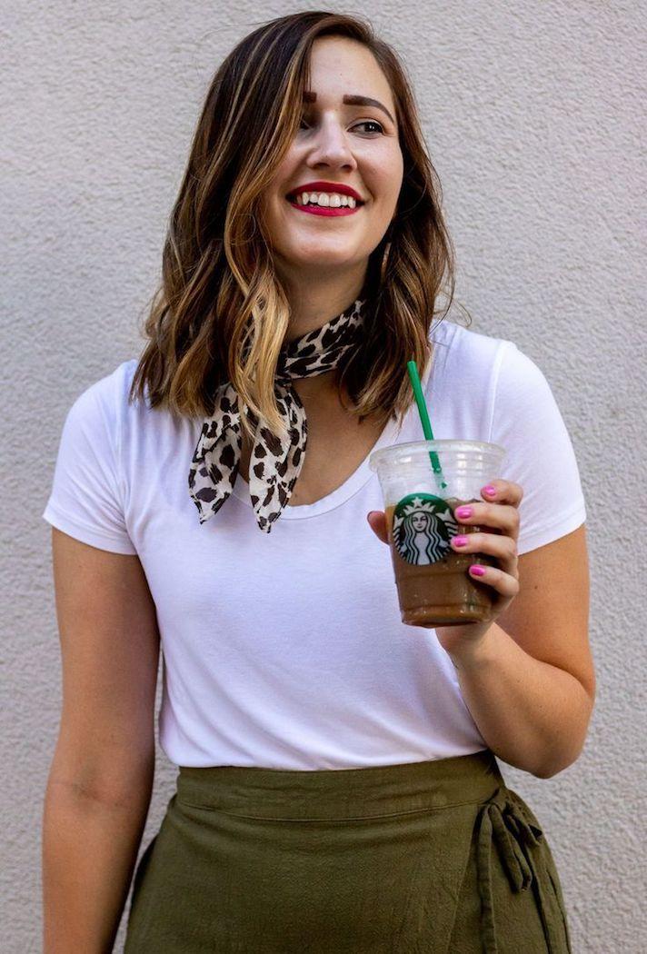 101 Ways to Style a Plain White Tee