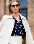 30 Sophisticated Ways to Style Polka Dots