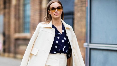 30 Sophisticated Ways to Style Polka Dots | StyleCaster