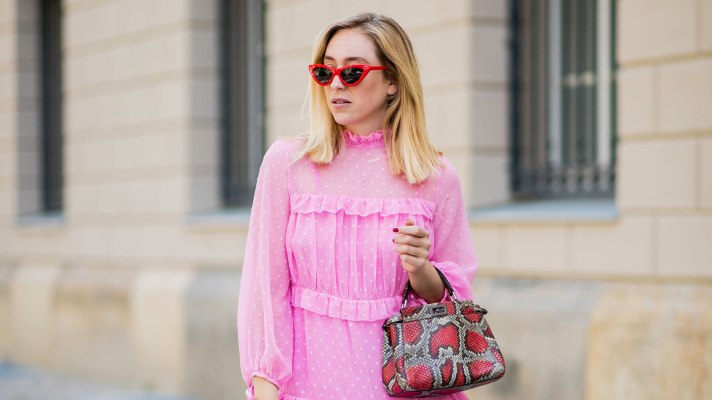 24 Colorful Pairs of Sunglasses We're Obsessed with Right Now
