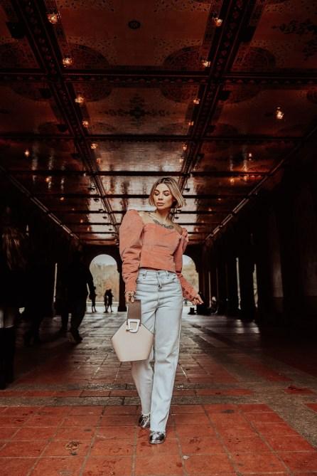 STYLECASTER | How to Dress Up Jeans | Christina Zayas