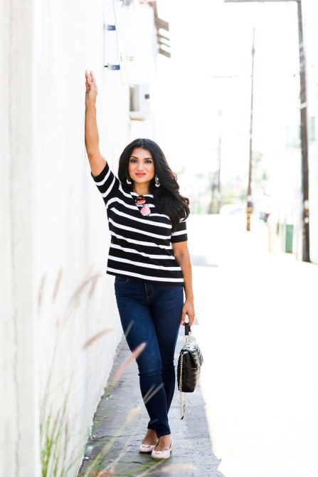 STYLECASTER   How to Dress Up Jeans   To Thine Own Style By True