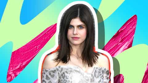 Take a Page from Alexandra Daddario's Food and Fitness Diary | StyleCaster