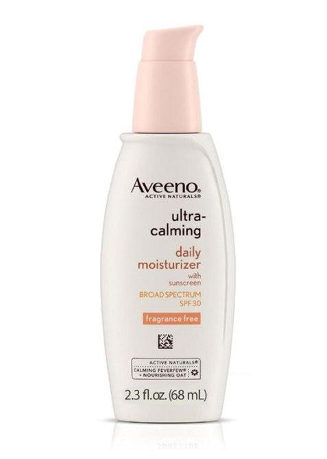 aveeno My Go To Moisturizer for Acne Prone Skin Is Budget Friendly