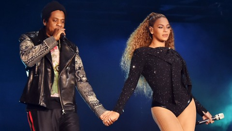 We're Dead Over Beyoncé and Jay-Z Spoofing Their 2014 Elevator Fight | StyleCaster