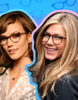 Celebs Who Look Super Different With and Without Glasses