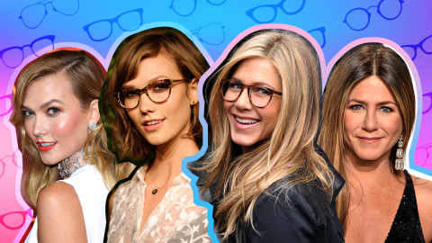 Celebs Who Look Super Different With and Without Glasses | StyleCaster