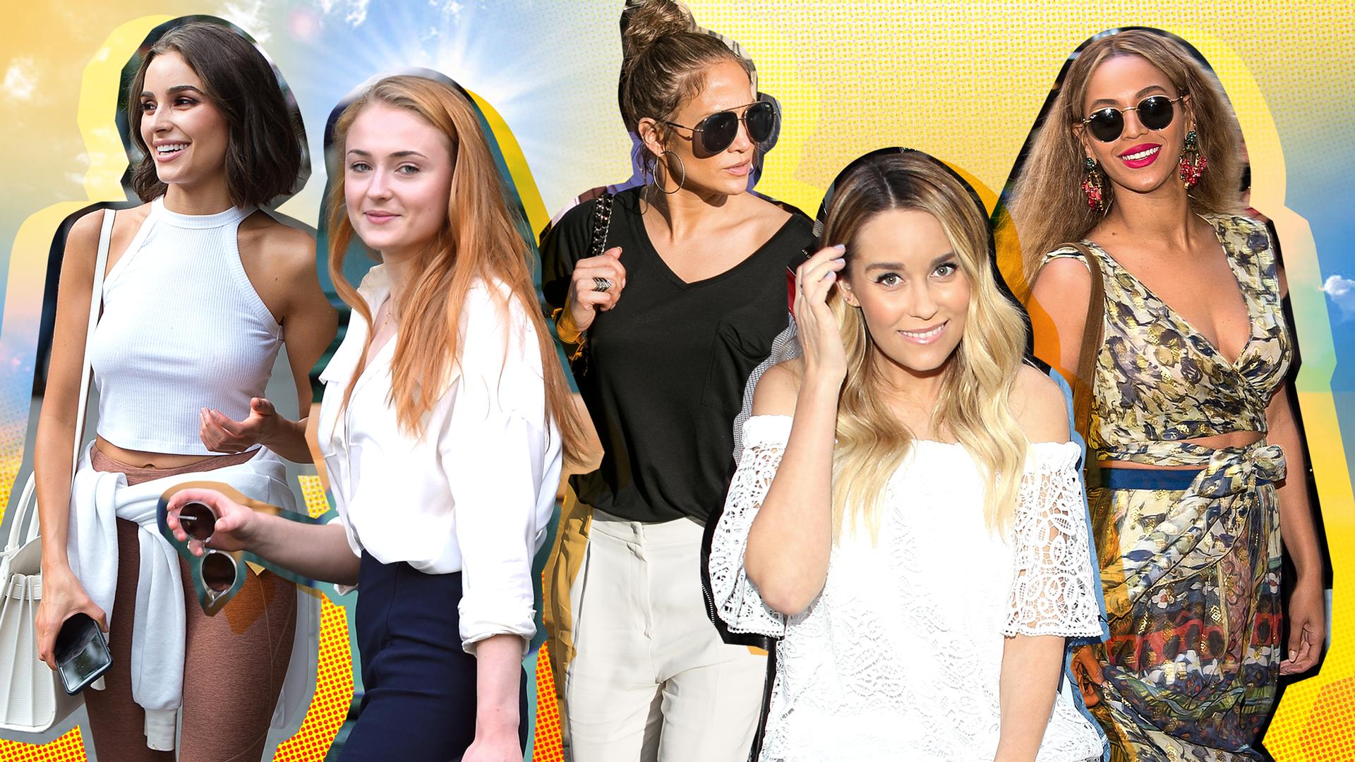 Celebrity Summer Beauty tips