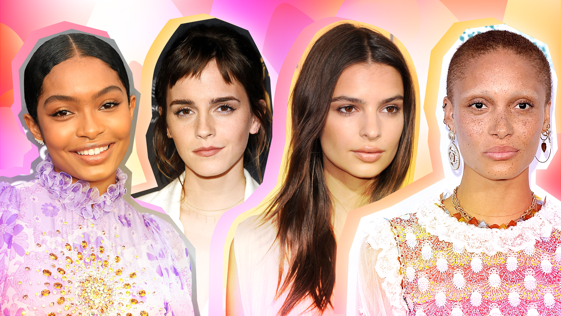 Celebrity No-Makeup Looks