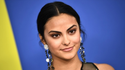 Camila Mendes Shuts Down Common Eating Disorder Misconception | StyleCaster