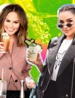 Refreshing Celebrity Cocktail Recipes to Try This Summer