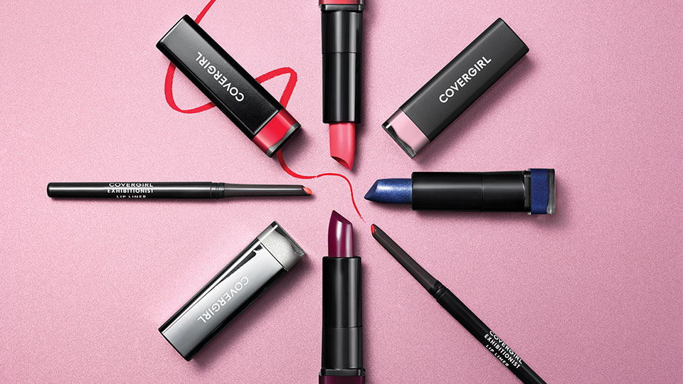 Covergirl's New 'Exhibitionist' Lipstick Line Includes 48 Different Shades