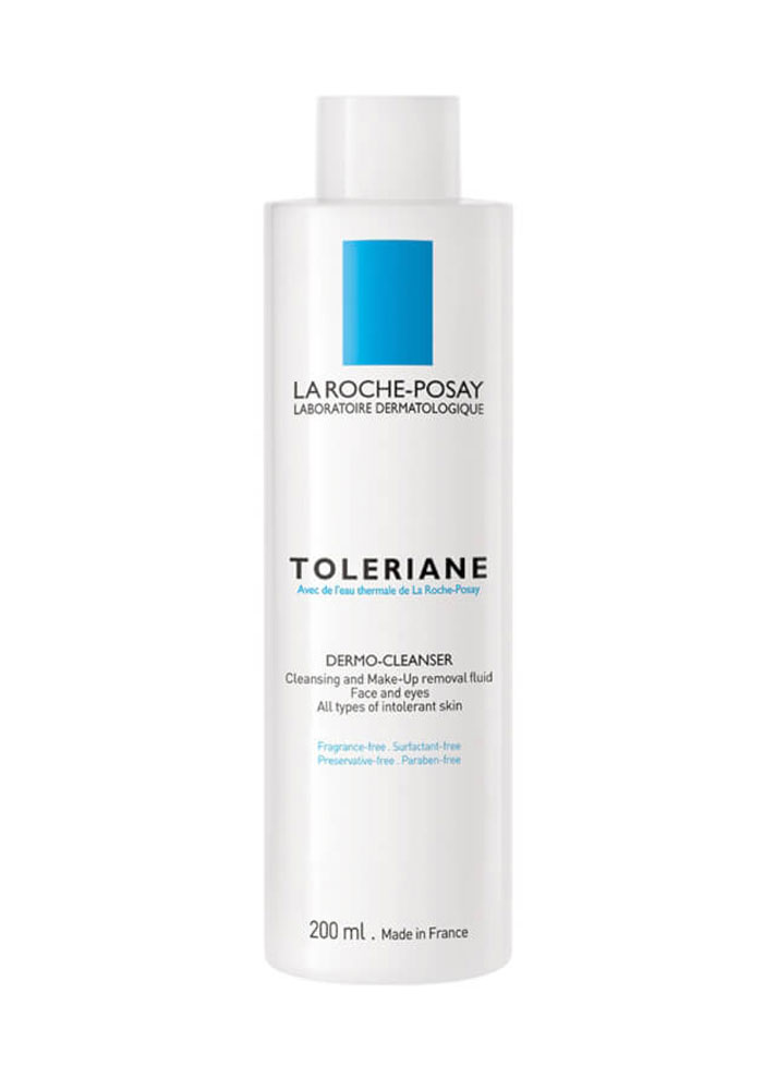 STYLECASTER | Lightweight Creamy Cleansers for Summer | La Roche Posay Toleriane Cleanser