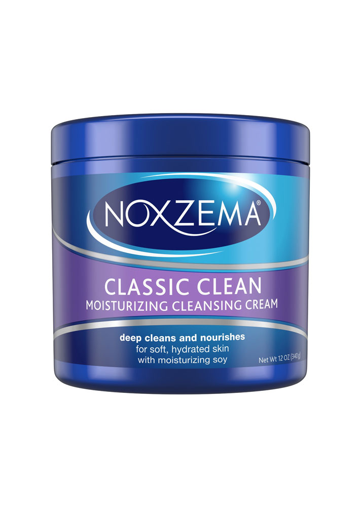 STYLECASTER | Lightweight Creamy Cleansers for Summer | Noxzema Classic Cleansing Cream