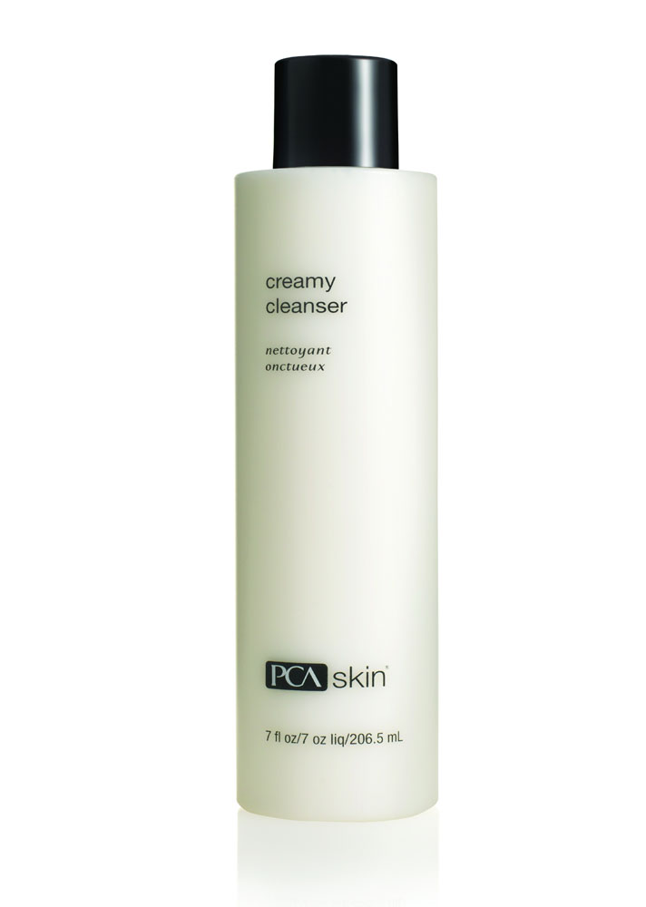 STYLECASTER | Lightweight Creamy Cleansers for Summer | PCA Skin Creamy Cleanser