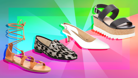 11 Pairs of Cute Work-Appropriate Shoes That Aren't Heels