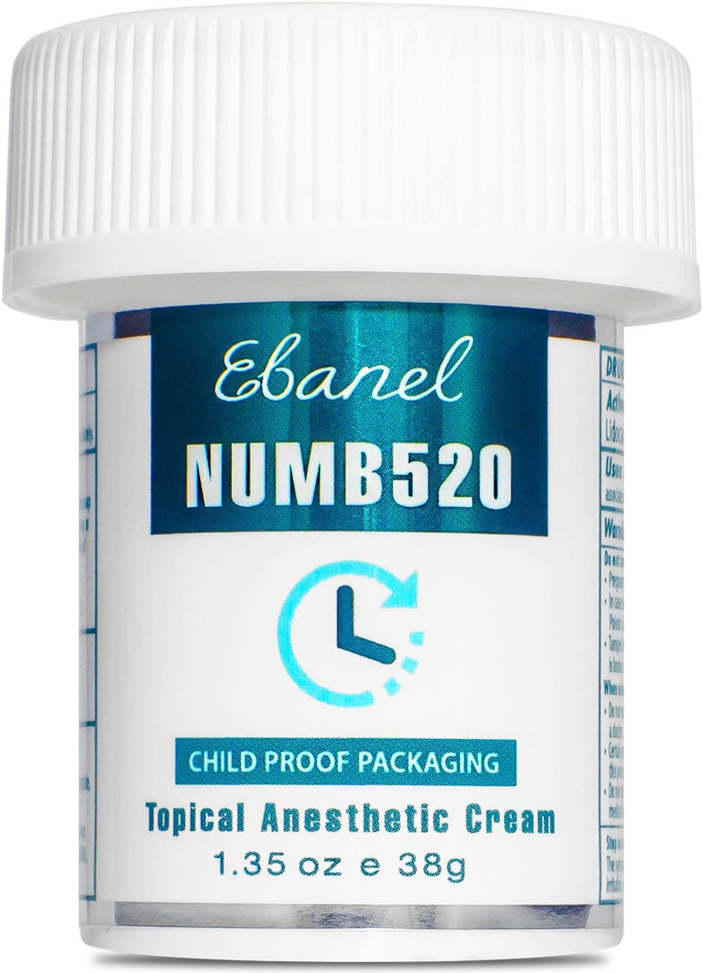 Ebanel numbing cream amazon