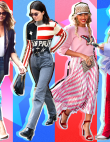 The Most American Celebrity Outfits to Copy This July 4