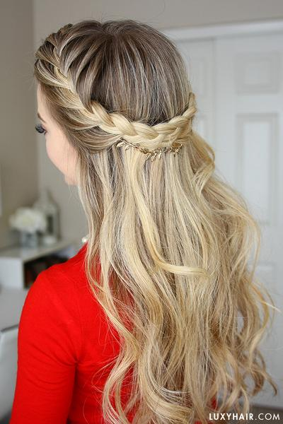 20 French Braided Hairstyles To Try Right Now Stylecaster