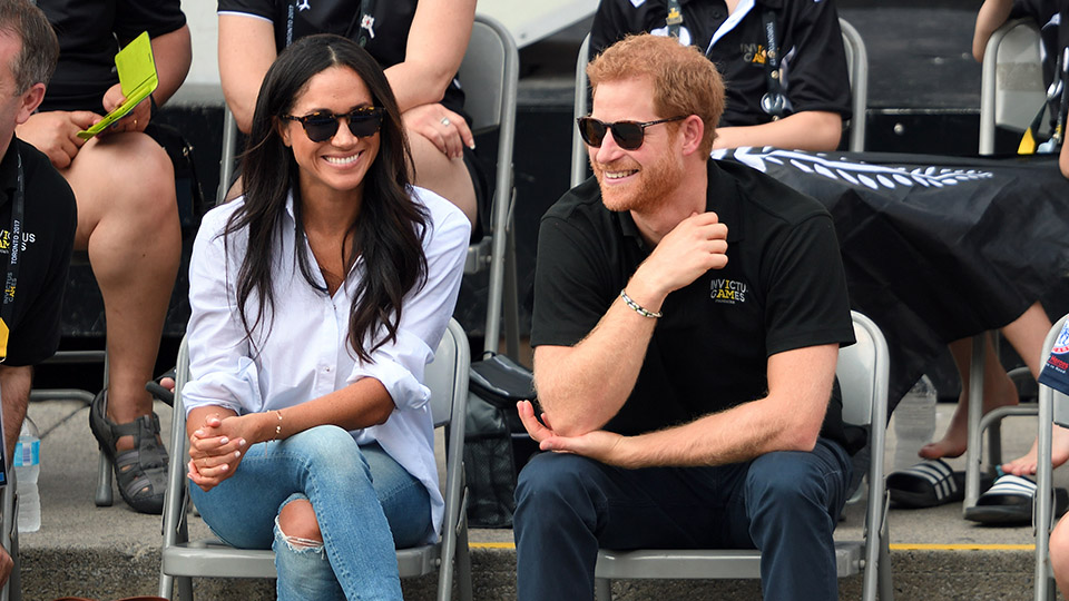 Meghan Markle's Favorite Skinny Jeans Are Finally Back in Stock