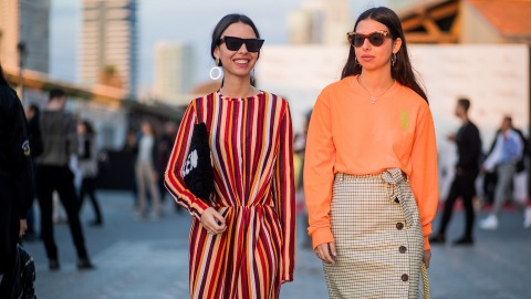 This Summer, Orange Really Is the New Black | StyleCaster