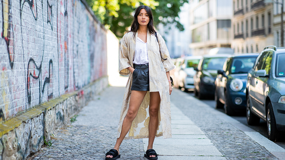 23 of the Cutest Non-Denim Summer Shorts to Shop Right Now