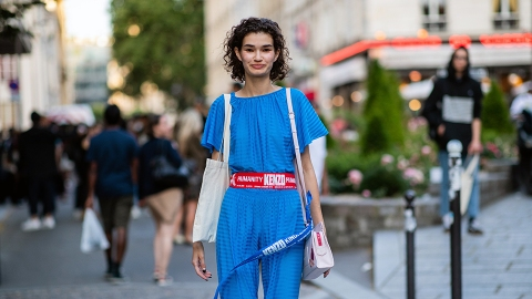 The Linen Jumpsuit Is the Secret to Breezy Summer Style   StyleCaster