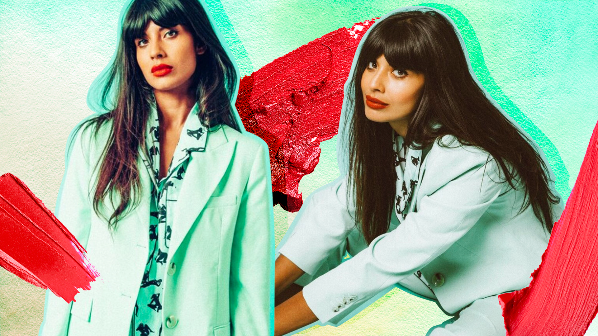 Jameela Jamil's  'I Weigh' Movement Is Changing How We See Our Bodies