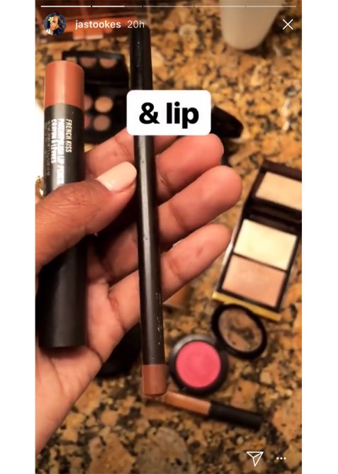 jasmine tookes makeup The Drugstore Product Jasmine Tookes Uses to Perfect Her Cat Eye