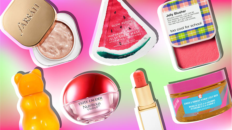 20 Jelly-Based Beauty Products for Your Coolest Summer Yet